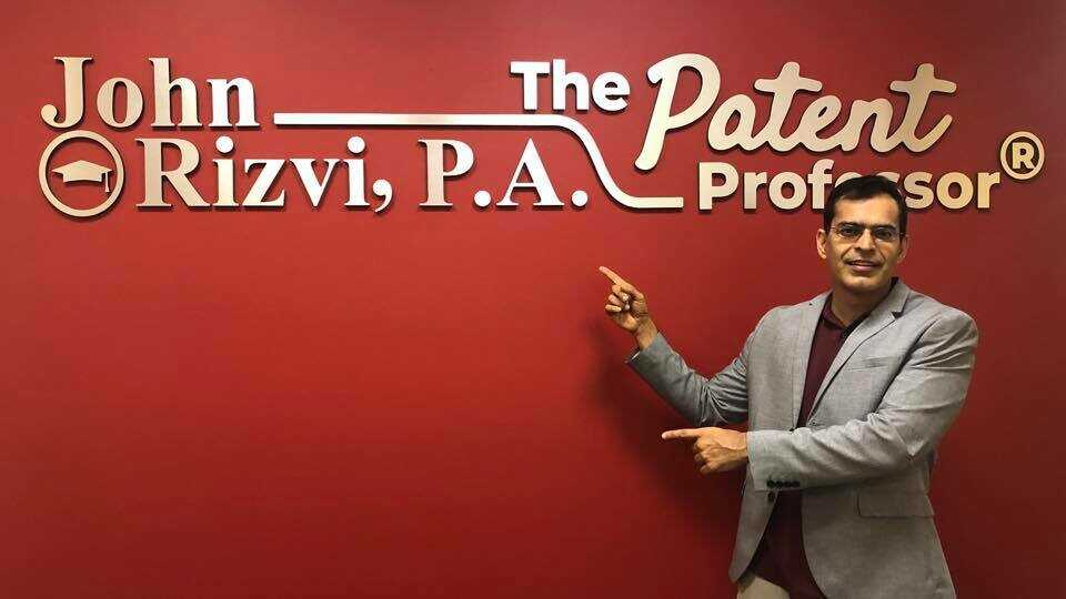 john Rizvi At New Patent Offices